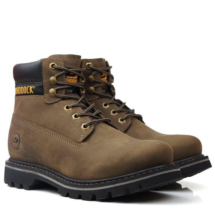 Black Boots - Bota Braddock Eldorado Plus Olive - BlackBoots