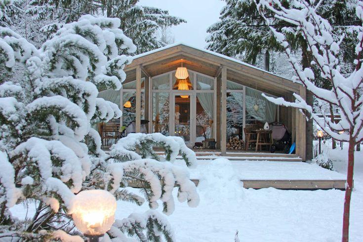 Ein großartiges Fertighaus für 43.000 Euro gebaut in 3 Monaten (von Sabine Neumann)