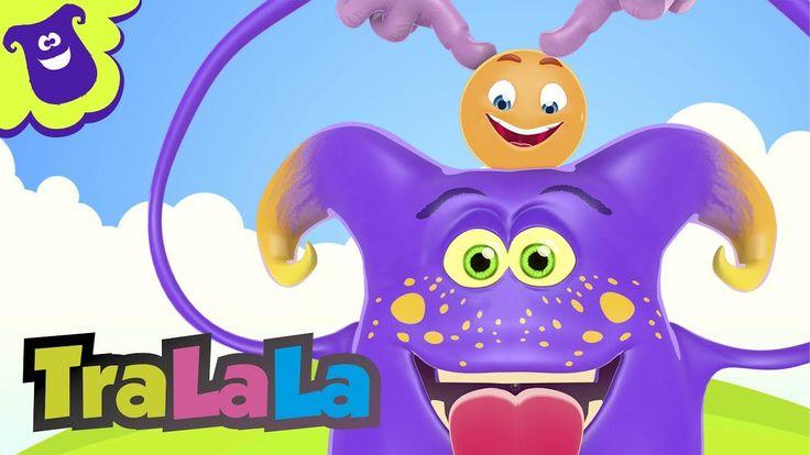 Părțile corpului - Cântece pentru copii | TraLaLa