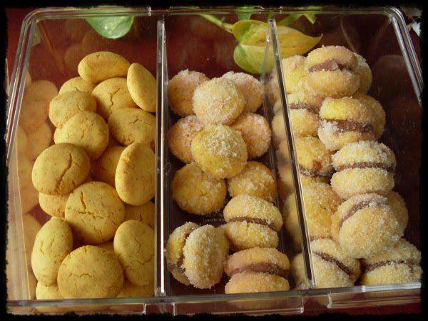 """Tenia muchísimas ganas de preparar estas galletas desde que las vi en """"Pal vientre, todo lo que entre"""". En realidad la idea es que las galletas parezcan melocotones, pero sinceramente, …"""