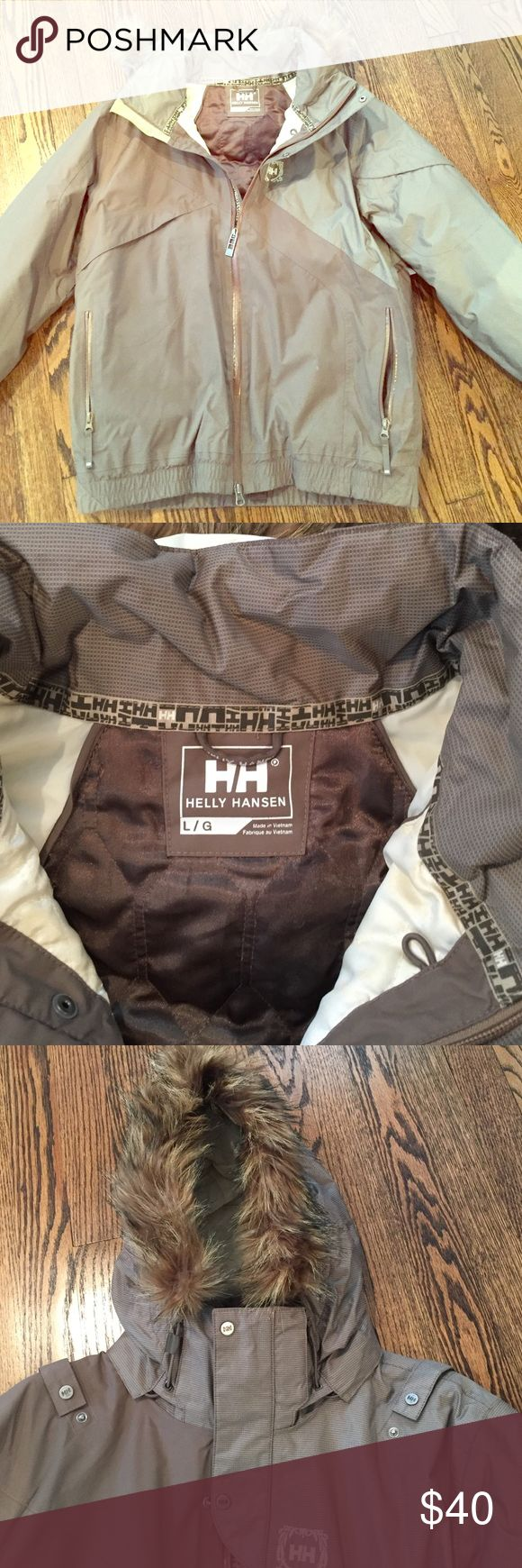 Helly Hansen - Snow Jacket This snow jacket is sure to keep you warm! Whether you're hitting the slopes or just fighting a wind chill, you can rely on this brand. Used twice before realizing I hated snowboarding. Helly Hansen Jackets & Coats Puffers