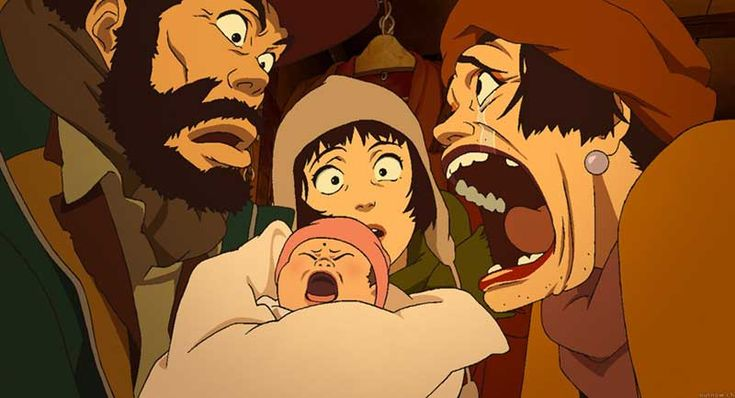 Tokyo_Godfathers                                                                                                                                                                                 More