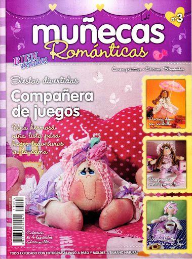 Muñecas romanticas N° 3 - Marcela Acevedo - Álbumes web de Picasa