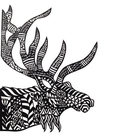 Bert the Deer