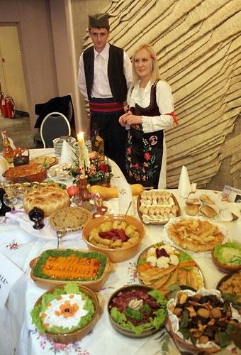 Serbian Food Festival-Festival slava i pravoslavlja - Niš