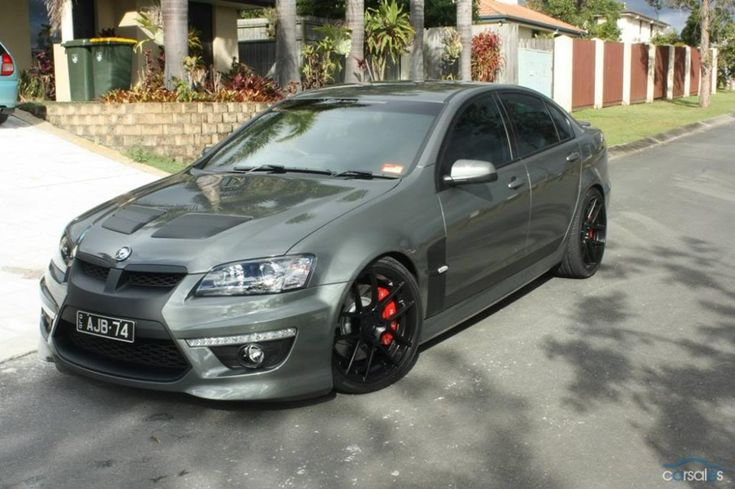 2013 HSV E3 Holden Clubsport - Grey