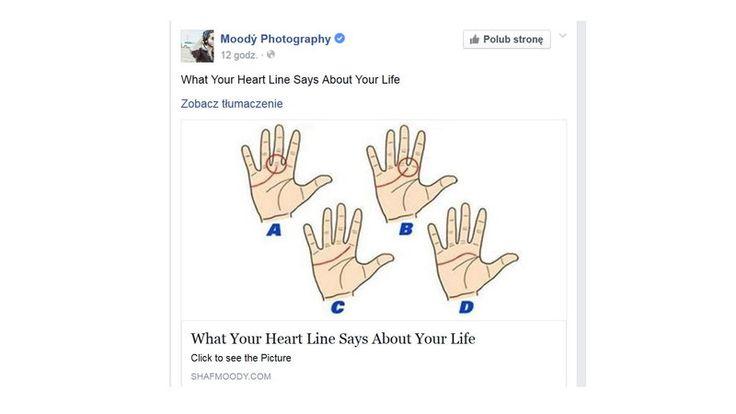 Co twoja dłoń mówi o tobie? Sprawdź!