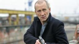 Blutadler - Hauptkommissar Jan Fabel (Peter Lohmeyer), Quelle: ARD Degeto/Tivoli Film/O. Feist