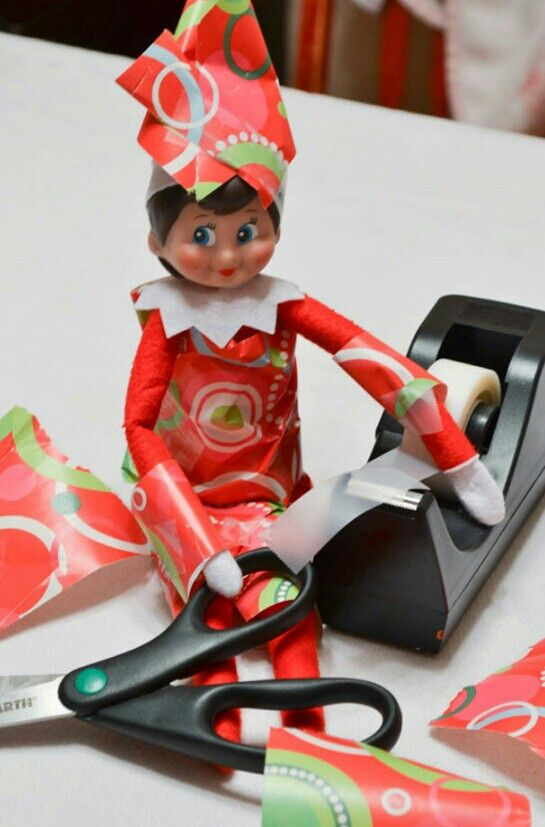 WRAPPING elf