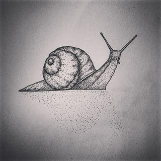 snail tattoos - Google Search