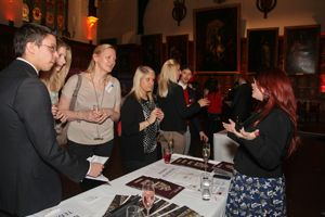 In pictures: London City Selection hosts evening reception and venue showcase