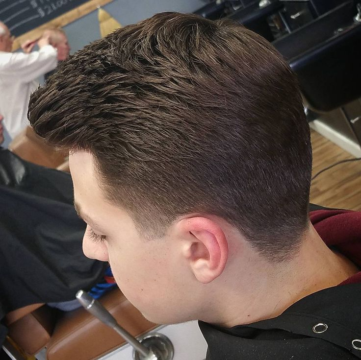 25 best ideas about tapered haircut men on pinterest