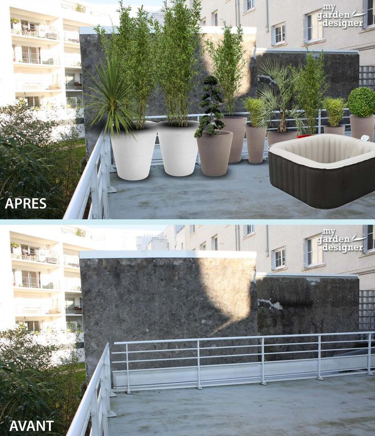 70 best terrasse \ balcon images on Pinterest Landscaping - logiciel amenagement exterieur gratuit