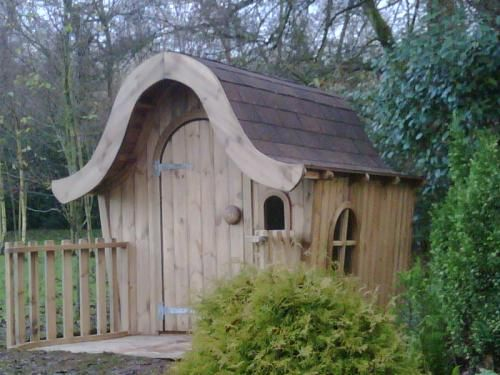 posh garden shed bent framed garden shed with curved roof built in a fairy tale style design this bespoke garden shed is handmade by framebow