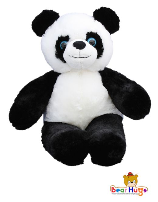 This Bamboo Panda Bear is a big favourite.  You can purchase it from our website.  It is a great way to have your child develop their creative side by hand stuffing the toy.  It also keeps them away from the computer and phone.  A Win Win all round. LOL!!