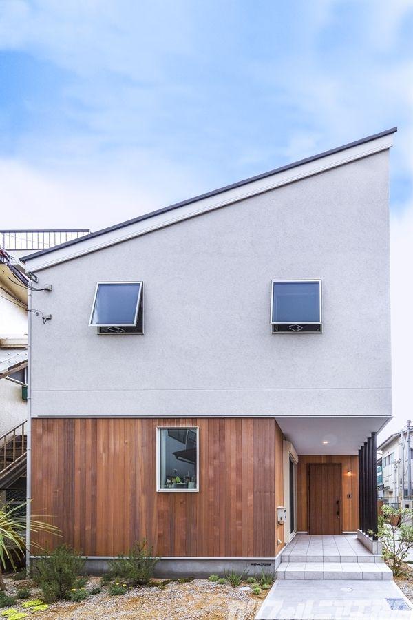 屋根のかたちで家の印象が変わる代表的5つ特徴