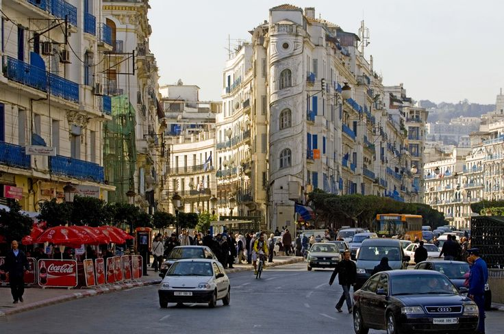 Explore Algeria's Dynamic Capital City