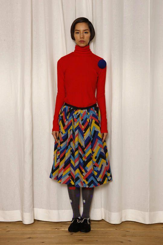 minä perhonen- skirt