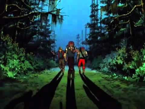 Scooby Doo on Zombie Island - It's Terror Time Again - one of my favorite Scooby Doo movies