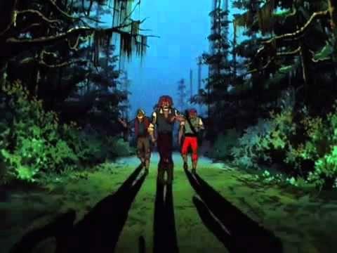 Scooby Doo on Zombie Island - It's Terror Time Again