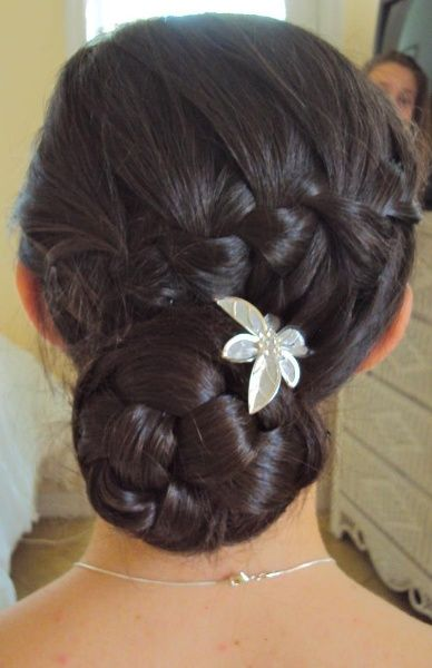 Best Juda Hairstyles Images On Pinterest Buns Hair Buns And - Juda hairstyle for short hair