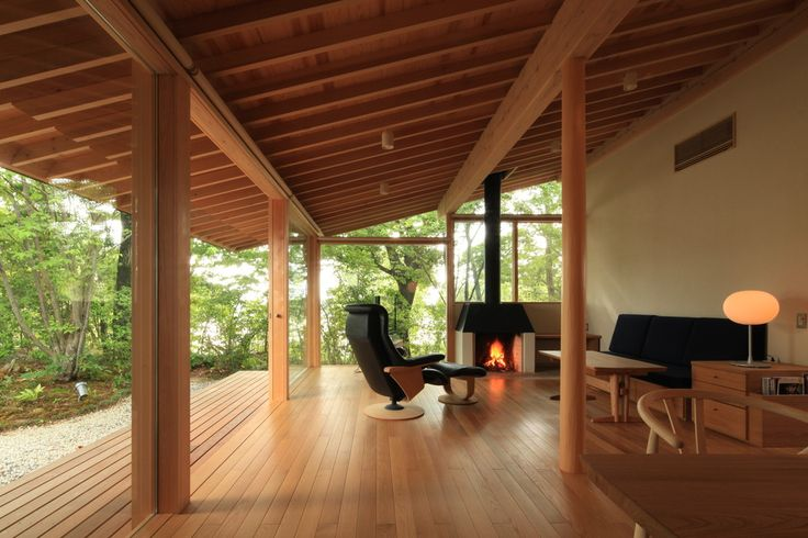 猿投の家|横内敏人建築設計事務所