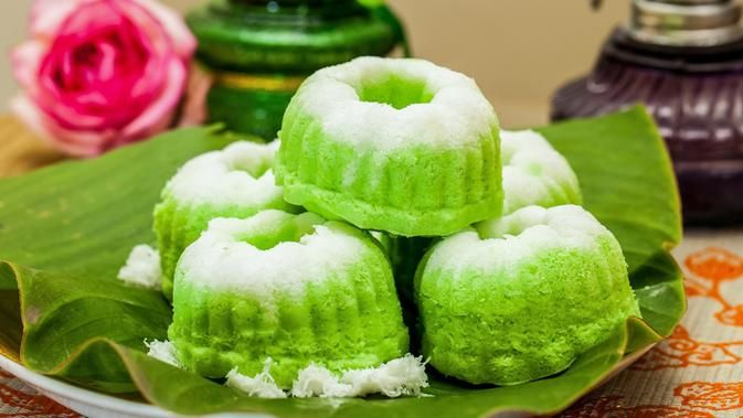 Resep Kue Putu Ayu Lembut Dan Enak Banget Resep Kue Kue Resep
