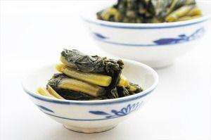 〈ippin〉浅漬けから古漬けまで、とことん野沢菜を楽しむ喜び