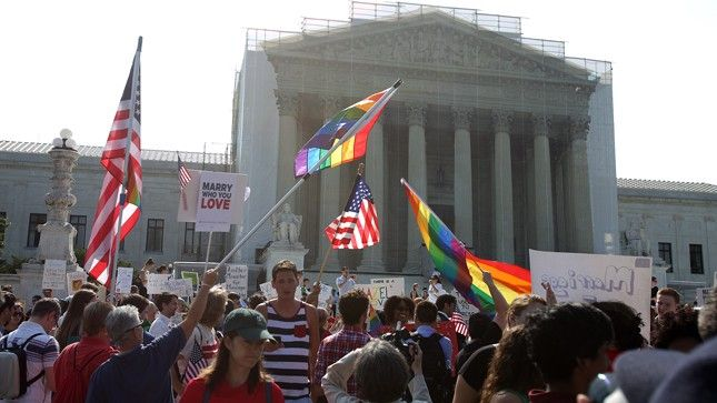 Historic ruling expected as SCOTUS takes up gay marriage | TheHill
