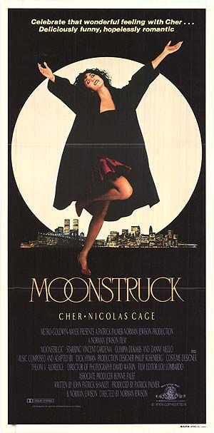 Moonstruck (1987) dir. Norman Jewison