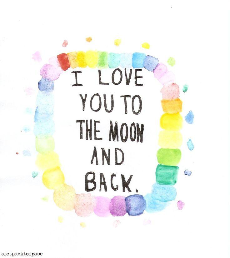 favorite saying: Inspiring Quotes, I Love You, Happy Quotes, Lovequot Quotations, Favorite Quotes, I'M, Moon Quotations, Inspiration Quotes, The Moon