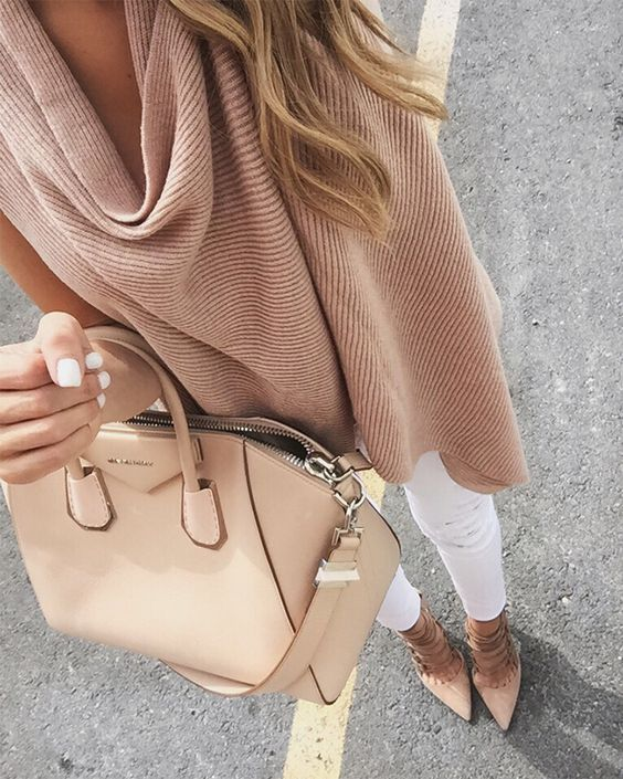 nude color outfits 2