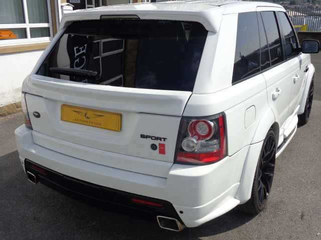 2006 range rover sport 2 7 tdv6 hse ap customs 2012 - Range rover with red leather interior ...
