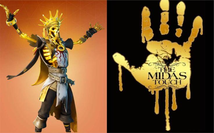 Fortnite Midas Wallpaper Google Search In 2020 Dark Anime Guys Dark Anime Character Inspiration
