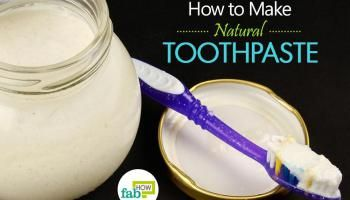 How to Make Toothpaste (Natural, Non-Toxic and Fluoride-Free)