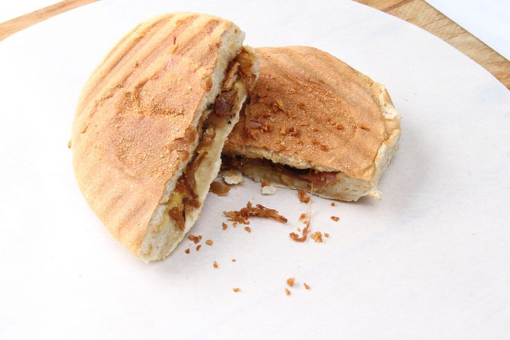 """Inspired by the Jon Favreau film """"Chef,"""" a group of La Salle students decided to make a Pinoy version of the Cuban sandwiches featured in the movie. The result is a cross between a pugon pan de sal sandwich and a Panini."""