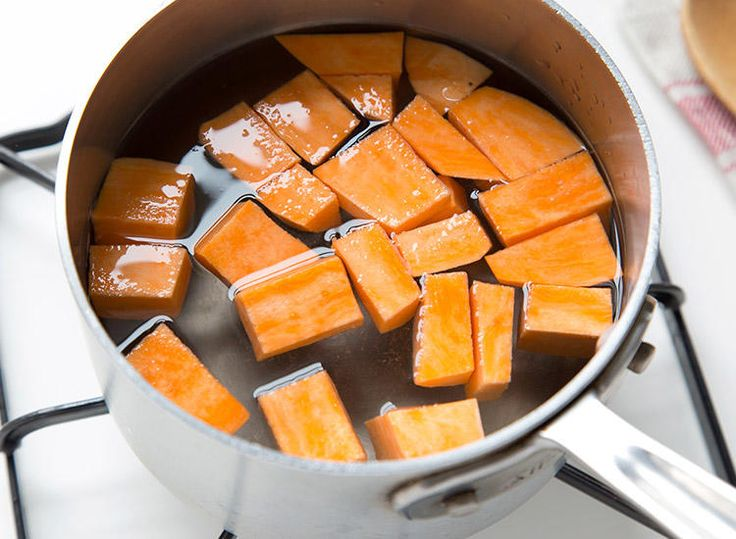 How To Make Sweet Potato Baby Food In Just A Few Simple Steps