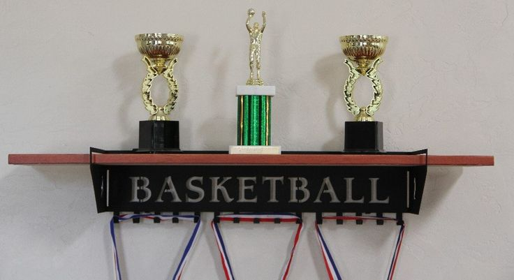 Basketball Trophy Shelf and  Personalized Medals Display:  Medals Holder and Medals Hanger #custom-trophy-shelve #dance-medal-hanger #fencing-medal-holder #football-trophy-shelf #gymnastics-medal-hanger #gymnastics-medal-holder #gymnastics-medals-display #medal-display #medal-hanger #medal-hanger-gymnastics #medal-hangers #medal-holder #medal-holder-gymnastics #medal-holder-wrestling #personalized #personalized-gymnastics-medal-display #personalized-trophy-shelf #trophy-shelf…