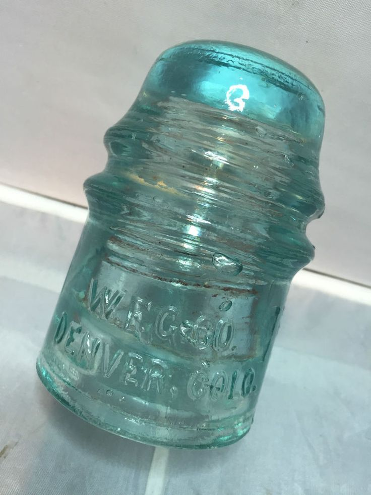 17 best images about insulators on pinterest antique for Collectible glass insulators