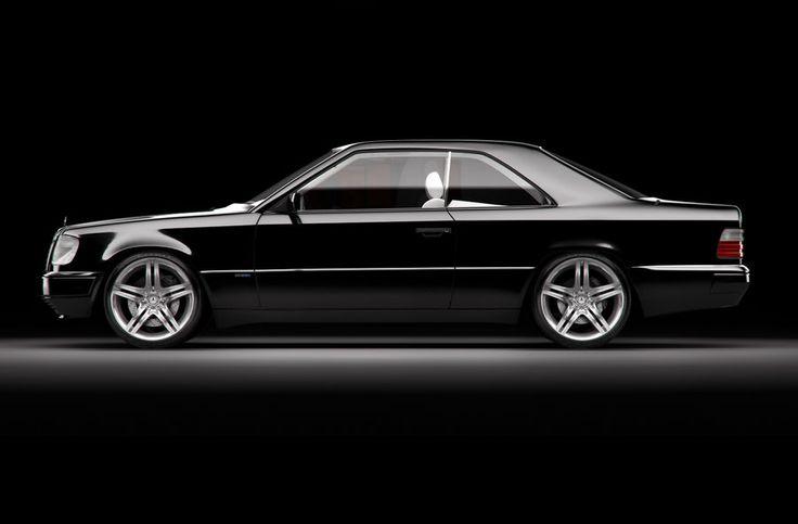 W124 300 CE AMG #MercedesBenzofHuntValley