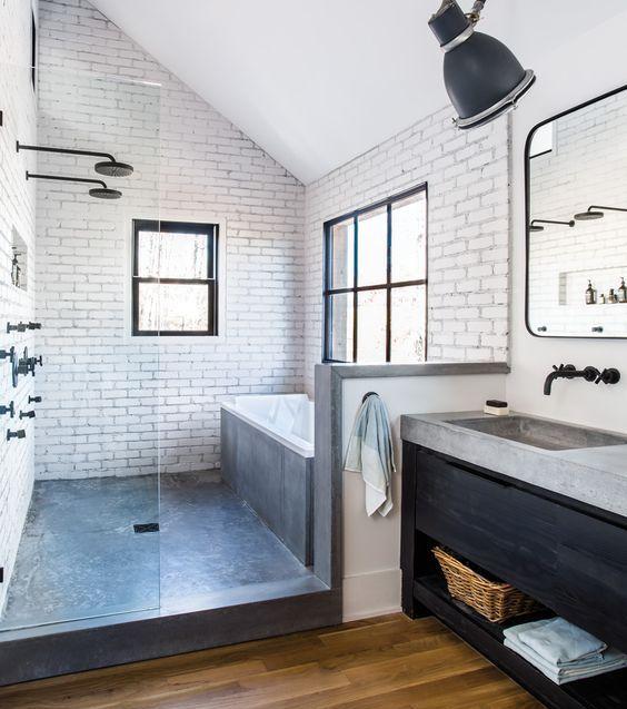 Des salles de bain avec baignoire pour s'inspirer