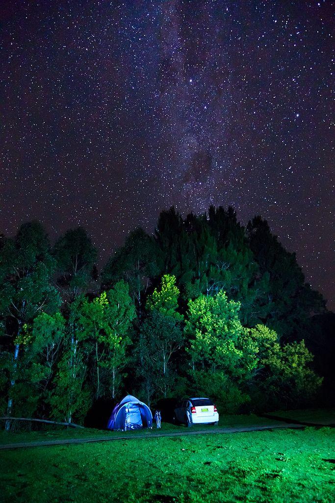 Camp Milky Way (by stevoarnold)