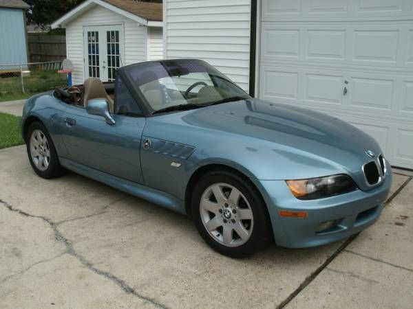 1997 BMW Z3 ROADSTER (Metairie, LA) $4250: QR Code Link to This Post 1997 BMW Z3, 1.9 MOTOR WITH RECENT REBUILT, AUTO, COLD AC, POWER…