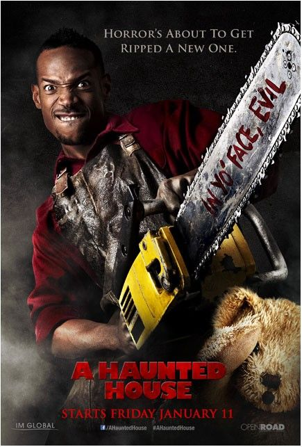 A Haunted House Movie Poster #6 - Internet Movie Poster Awards Gallery