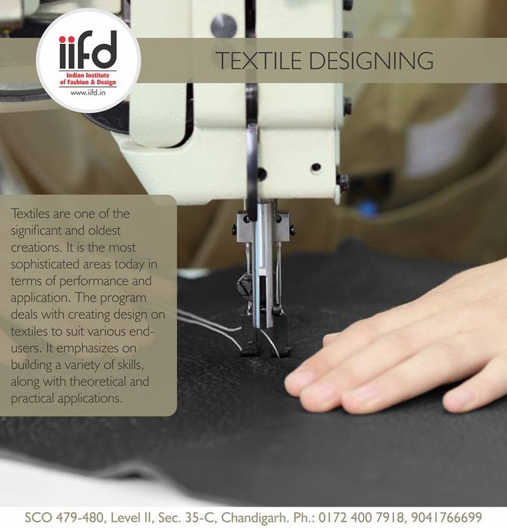 Indian Institute Of Fashion U0026 Design IIFD.in Page Liked · 13 February 2016  · Learn Textile Designing ! Join The Best Fashion Institute In Chandigarh ! Part 60