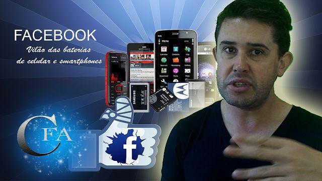 Neste vídeo vamos aprender como resolver com o consumo excessivo de baterias dos celulares e Smartphones. Acesse: www.canalforadoar.com