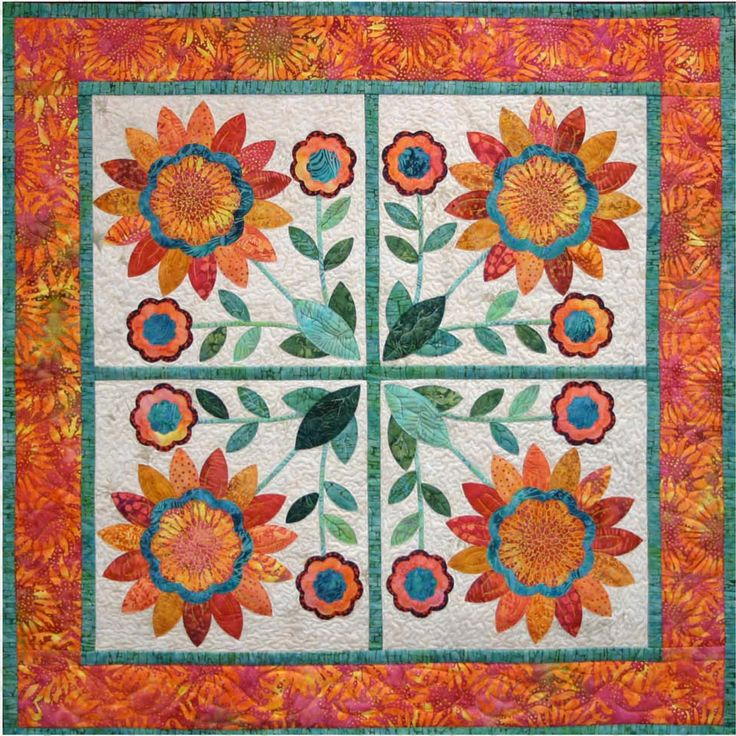 Wall Hanging Quilts 13 best sunflower quilts images on pinterest | sunflower quilts