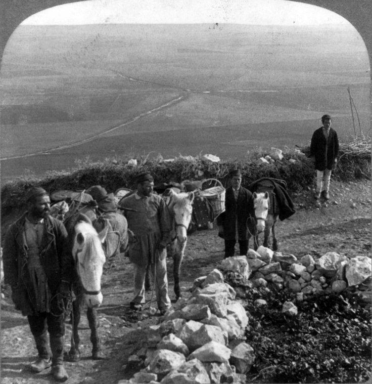 Λεύκτρα Βοιωτίας, 1907.