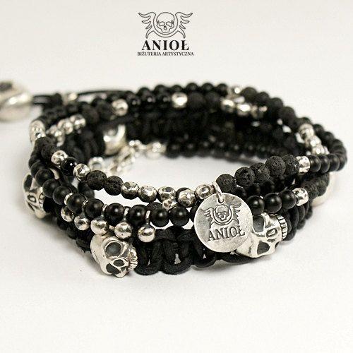 SAUVAGE  Etno  Tribal Jewelry 100% Sterling Silver Bracelet