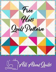 52 free quilt patterns